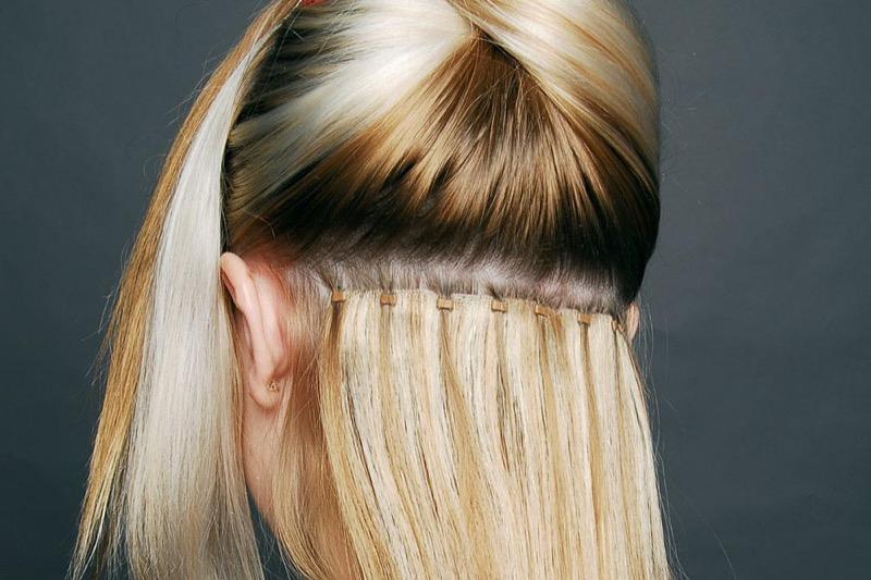 immagini extension capelli