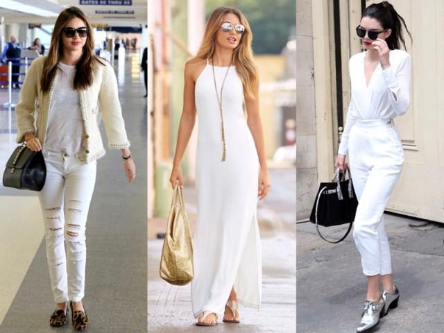 Vestiti bianchi  come abbinare per ogni occasione il colore più estivo che  ci sia!  4699fc6f21c