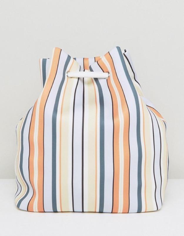 miglior sito web c7709 4e697 Le borse estate da spiaggia + tips per risparmiare spazio ...
