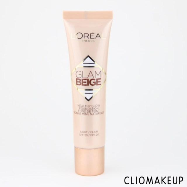 cliomakeup-recensione-fondotinta-glam-beige-foundation-loreal-paris-1