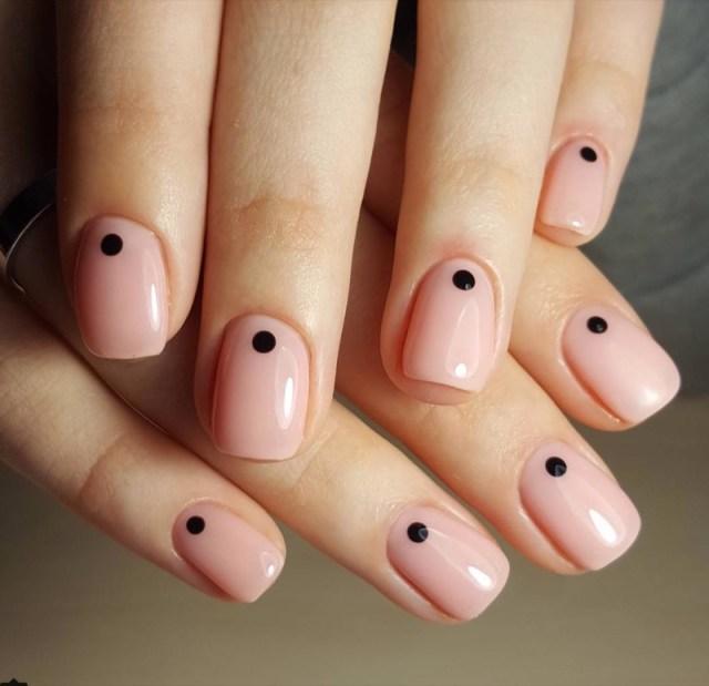 Nail art unghie corte 6 idee manicure raffinate e for Unghie gel decorazioni semplici