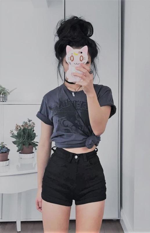 ClioMakeUp-shorts-outfit-fashion-estate-idee-abbinamenti-look-ispirazioni-1