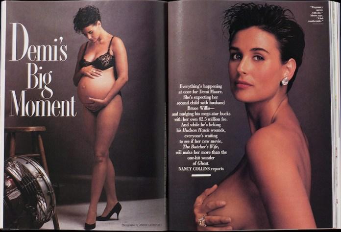 ClioMakeUp-copertina-cover-star-celebrity-vip-incinta-gravidanza-pancione-nuda-clio-4