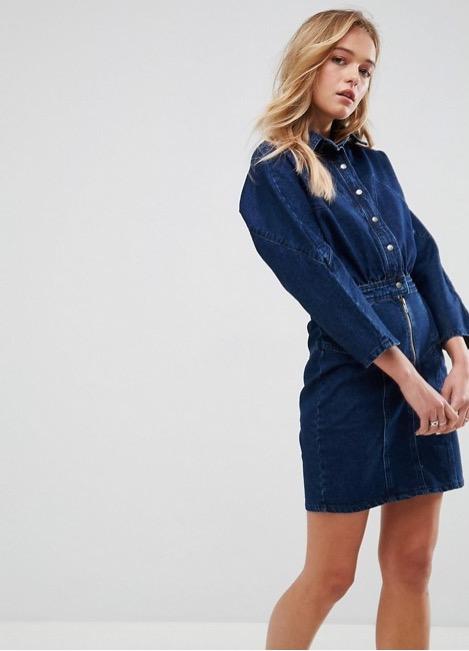 best service 224d0 eca79 Abito di jeans: tutti i tricks furbi per sceglierlo e ...