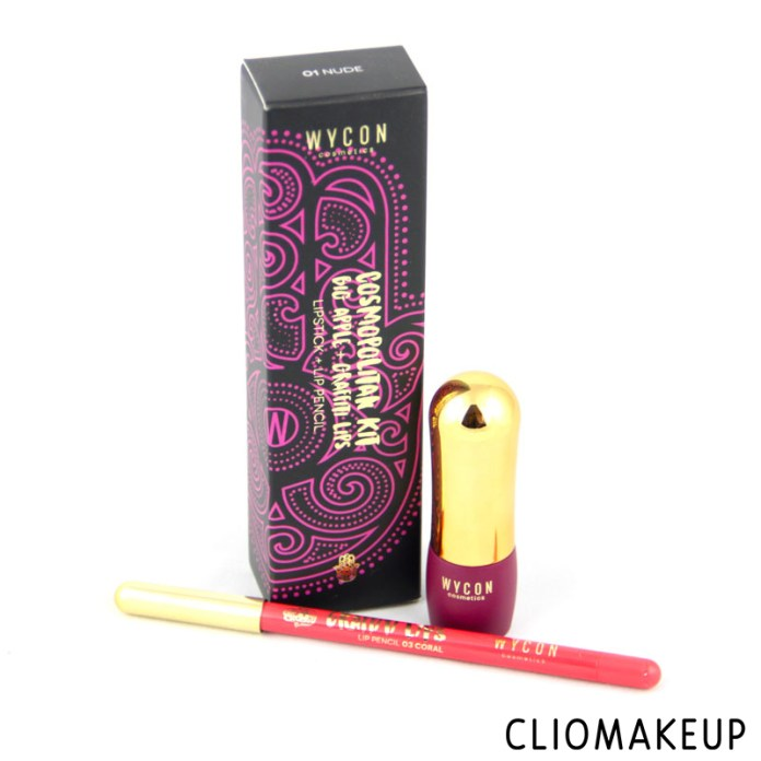 cliomakeup-recensione-rossetti-cosmopolitan-kit-holy-shake-collection-wycon-1