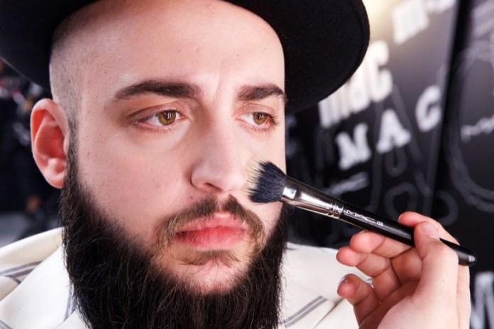 ClioMakeUp-xfactor-makeup-intervista-michele-magnani-mac-cosmetics-13