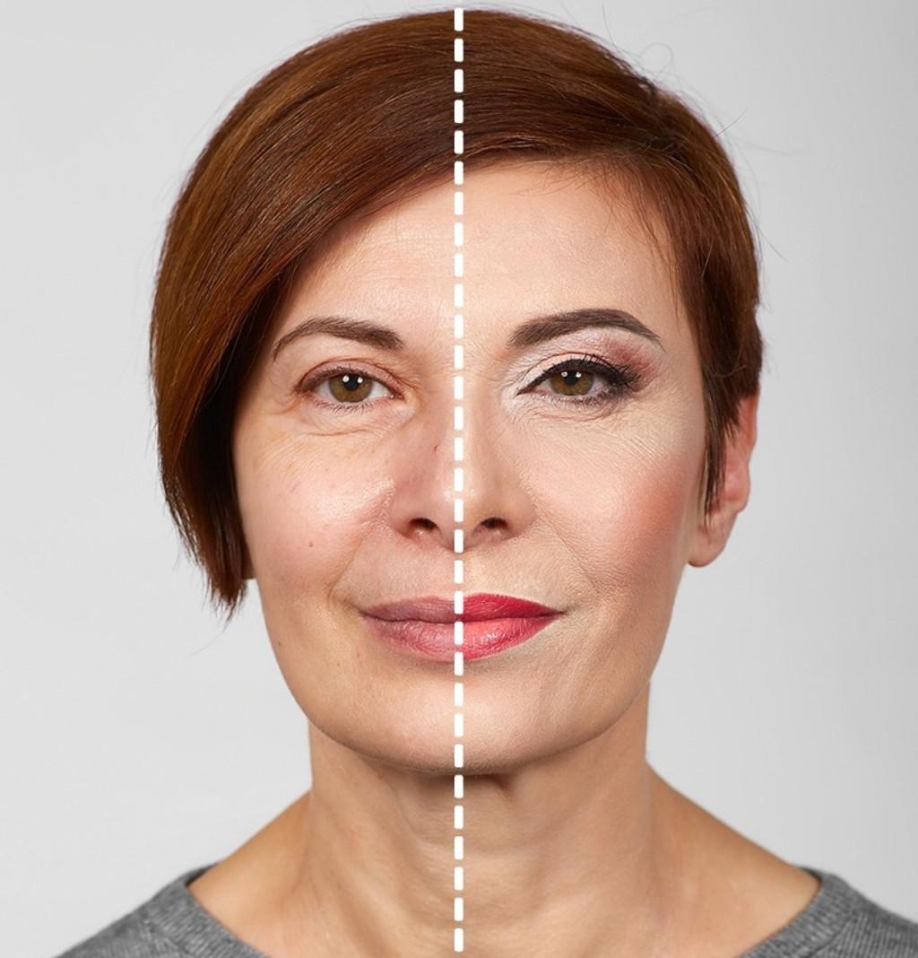 come perdere il trucco del viso