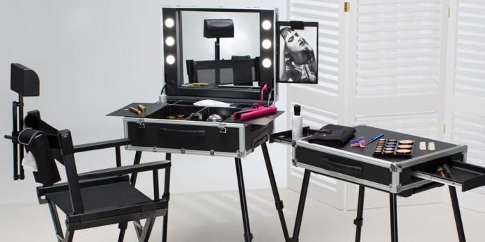 Specchi Professionali Per Trucco.Qual E La Luce Migliore Per Truccarsi Ecco Come Trovare Quella Giusta