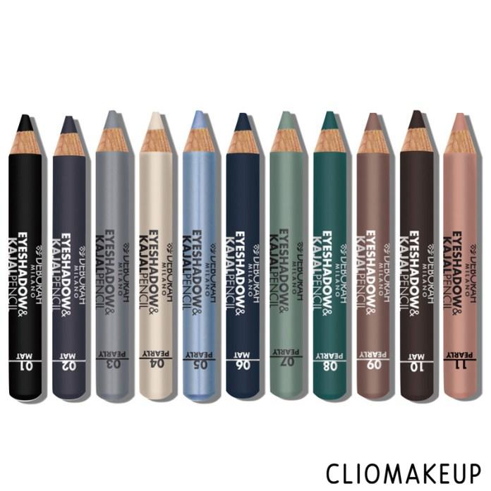 cliomakeup-recensione-matite-ombretto-eyeshadow-e-kajal-pencil-deborah-3
