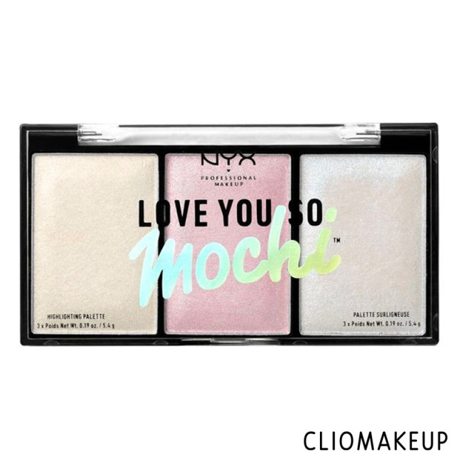 cliomakeup-recensione-love-you-so-mochi-highlighting-palette-nyx-1