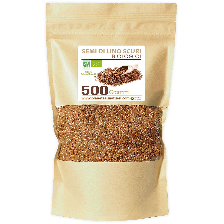 come preparare i semi di lino macinati per perdere peso