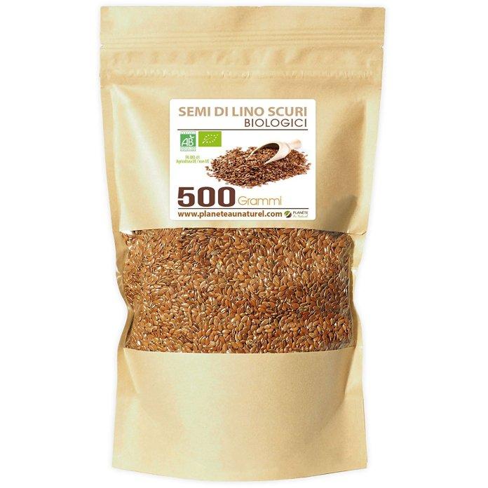 semi di lino per dimagrire come assumerli