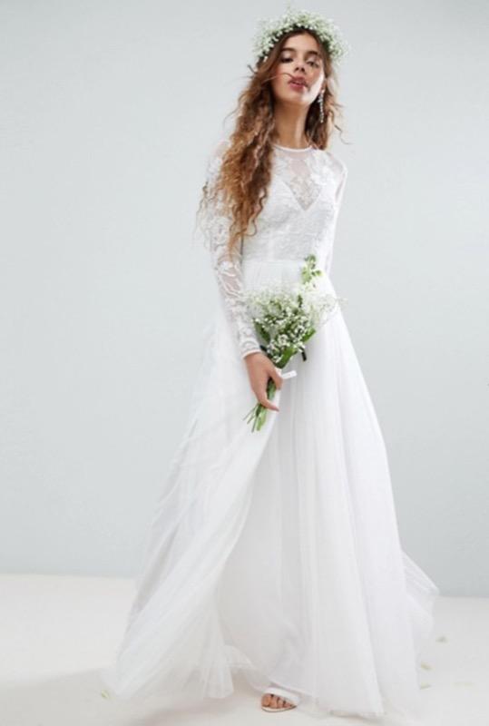 Vestiti Da Sposa Low Cost.Abiti Da Sposa Economici E Possibile Con Questi Modelli Sotto I 270