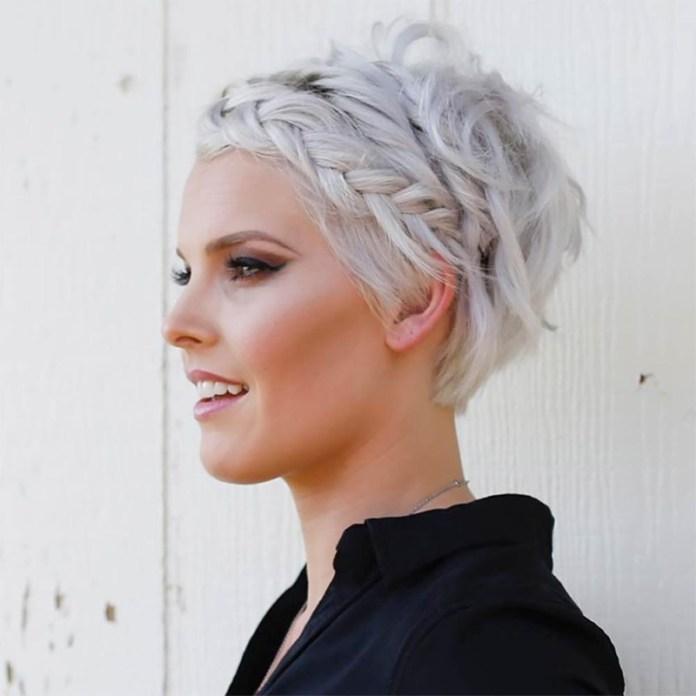 Preferenza 5 acconciature per capelli corti come realizzarle in modo semplice ZB06