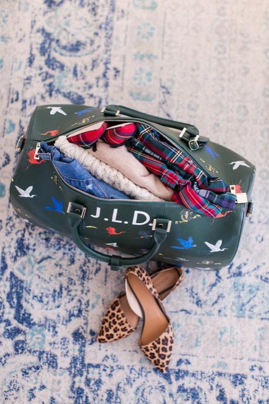 Borse e borsoni da viaggio  5 modelli per essere trendy fuori porta! 003015b6770