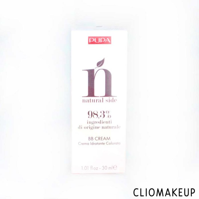 cliomakeup-recensione-bb cream-pupa-natural-side-bb cream-2