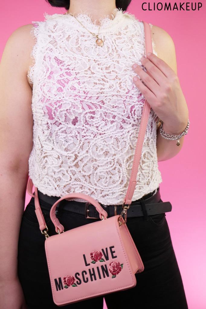 cliomakeup-rosa-pastello-fashion-chaira-moschino-borsa