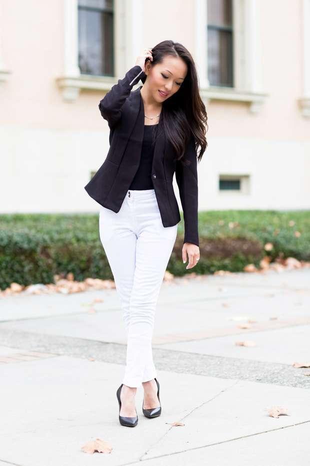 finest selection 4e11b 2ad80 Come abbinare i pantaloni bianchi? Tips & Tricks per ...