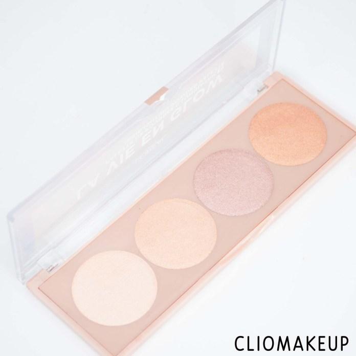 cliomakeup-recensione-illuminanti-l'oréal-la-vie-en-glow-highlighting-powder-palette-4
