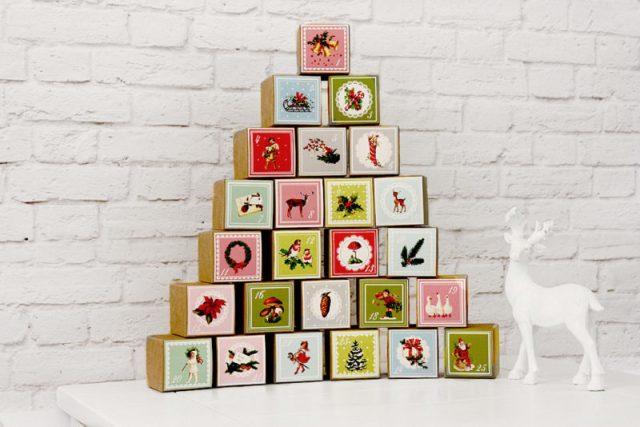 cliomakeup-calendario-avvento-diy-scatoline