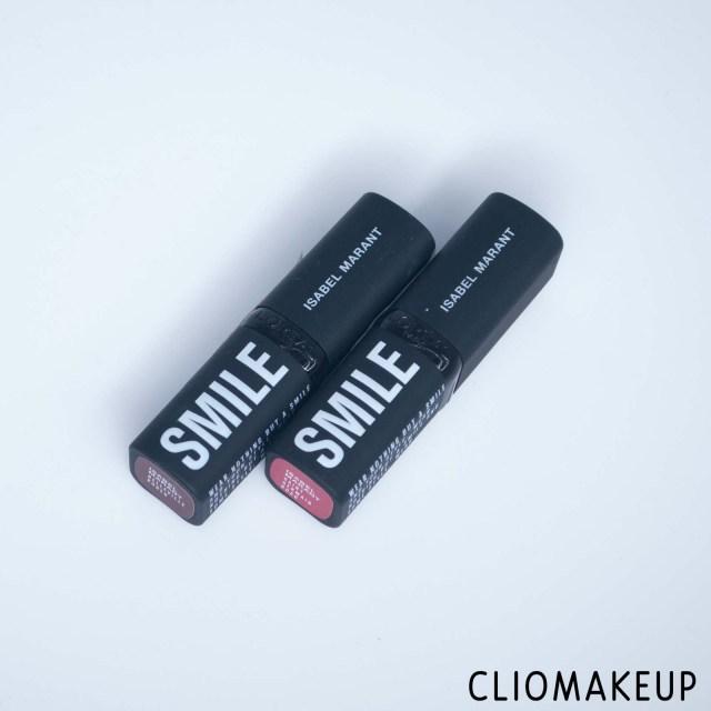 cliomakeup-recensione-rossetto-l'oréal-isabel-marant-smile-color-riche-matte-lipstick-2