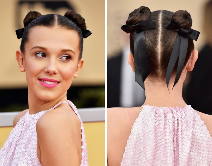cliomkakeup-accconciature-capelli-corti-feste-9-millie-brown