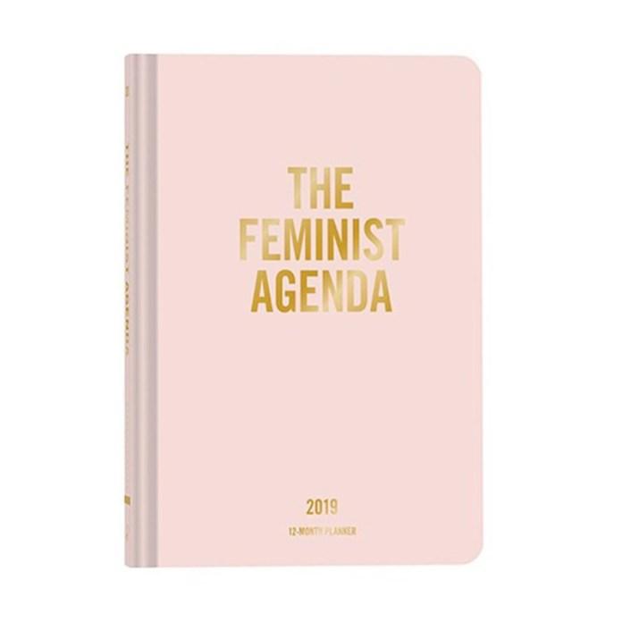 cliomakeup-migliori-agende-2019-6-the-feminst-agenda