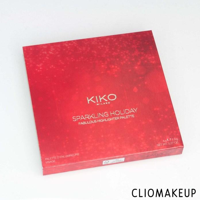 cliomakeup-recensione-illuminanti-kiko-sparkling-holiday-fabulous-highlighter-palette-2