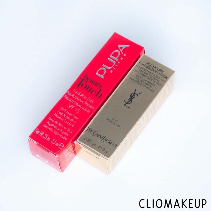 cliomakeup-dupe-yves-saint-laurent-all-hours-foundation-stick-pupa-beauty-touch-fondotinta-stick-2