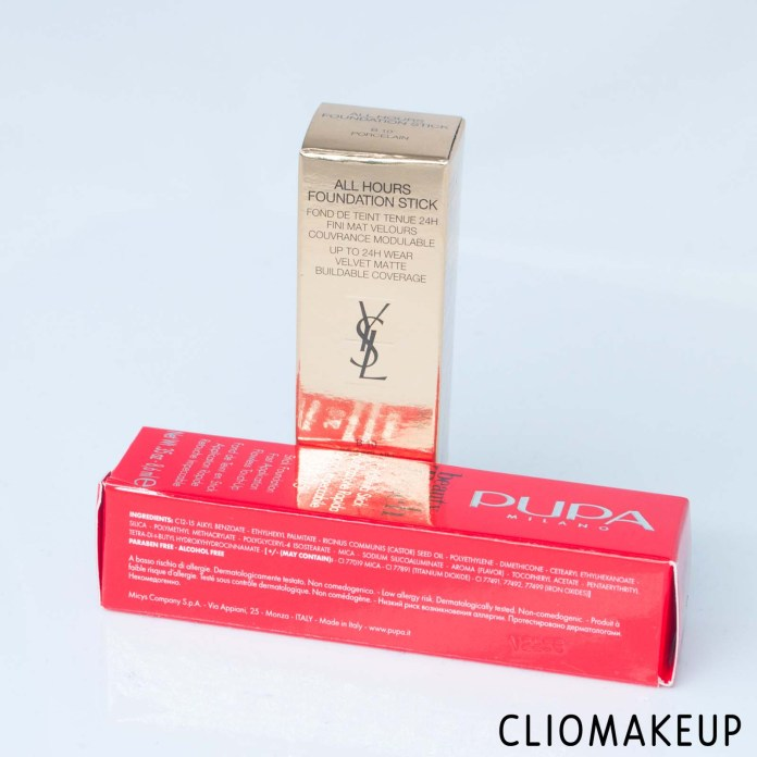 cliomakeup-dupe-yves-saint-laurent-all-hours-foundation-stick-pupa-beauty-touch-fondotinta-stick-3