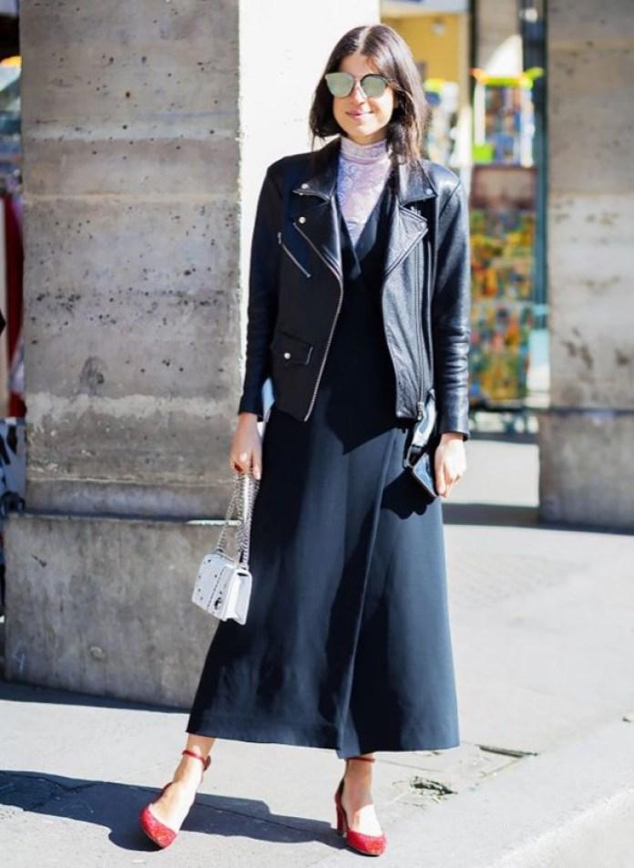 fornitore ufficiale migliore vendita nuovo arriva Abbinare l'abito lungo in inverno 6 modi per ottenere outfit ...