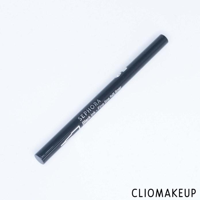 cliomakeup-recensione-eyeliner-sephora-black-ink-fine-line-felt-liner-2