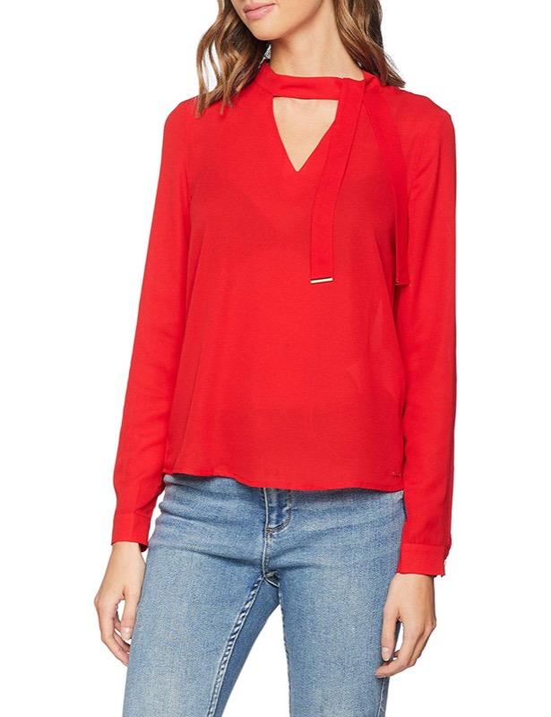 ClioMakeUp-vestiti-rossi-13-blusa-amazon.jpg