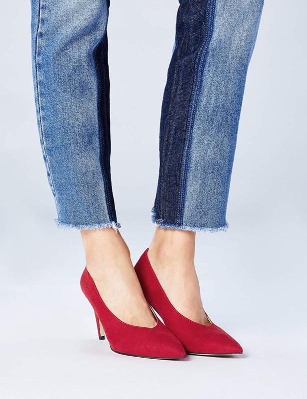 ClioMakeUp-vestiti-rossi-25-decollete-rossi-amazon.jpg