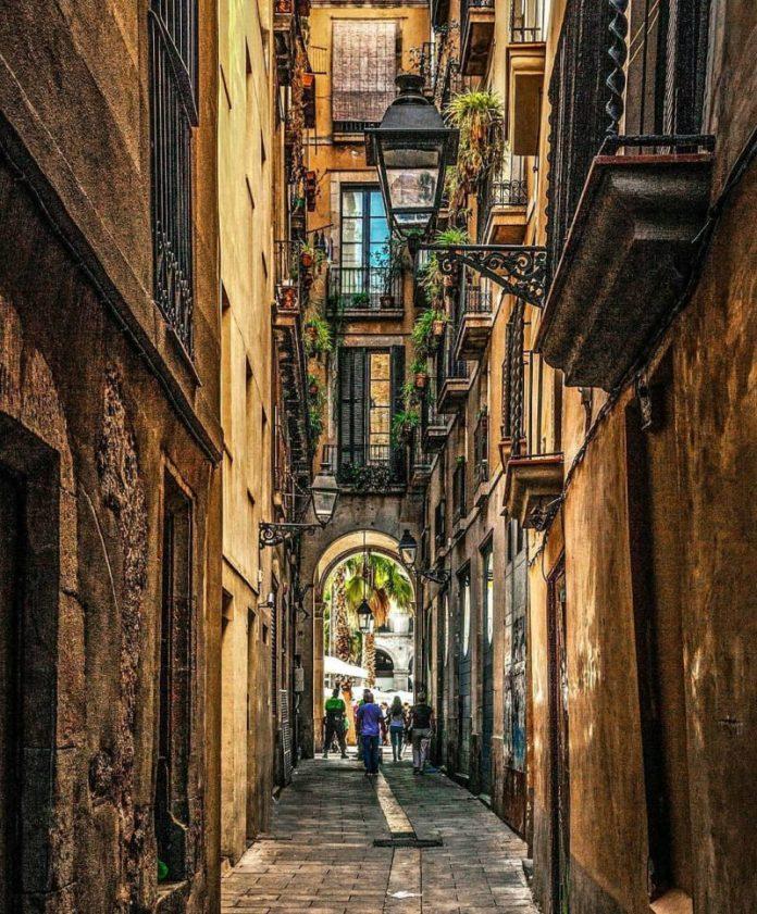 cliomakeup-viaggio-a-barcellona-barrio-gotico