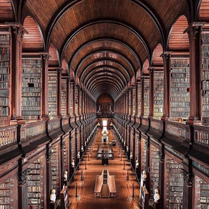 cliomakeup-viaggio-a-dublino-trinity-college-old-library