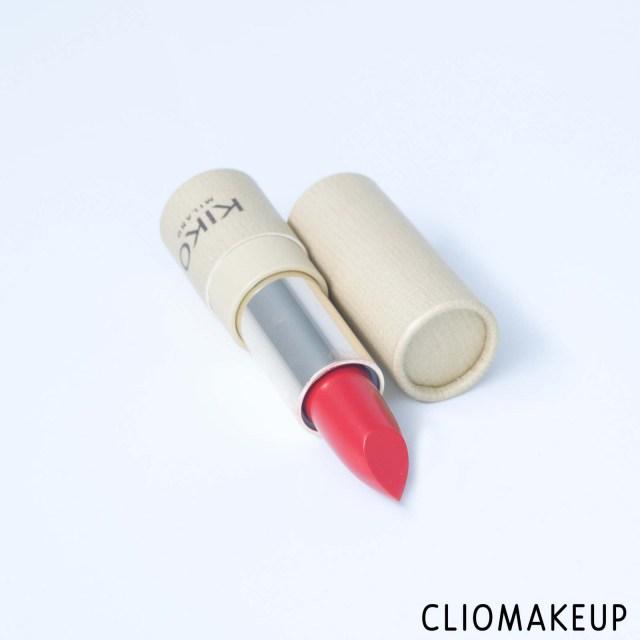 cliomakeup-recensione-rossetto-kiko-new-green-me-matte lipstick-5