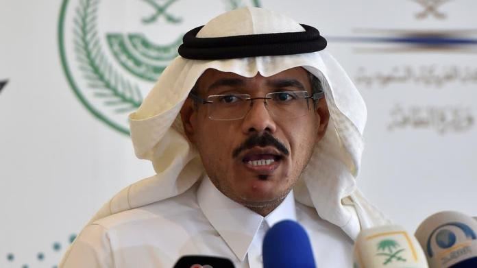 The Ministry of Health, Dr. Muhammad Al-Abdulali