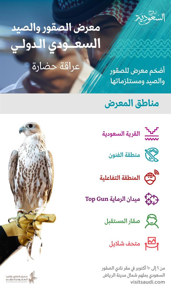 معرض الصقور والصيد السعودي الدولي