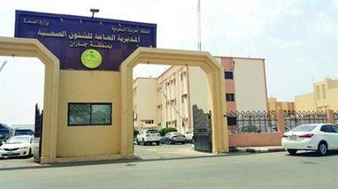 General Directorate of Health Affairs in Jazan