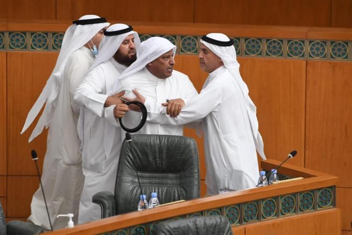 مجلس الامة الكويتي