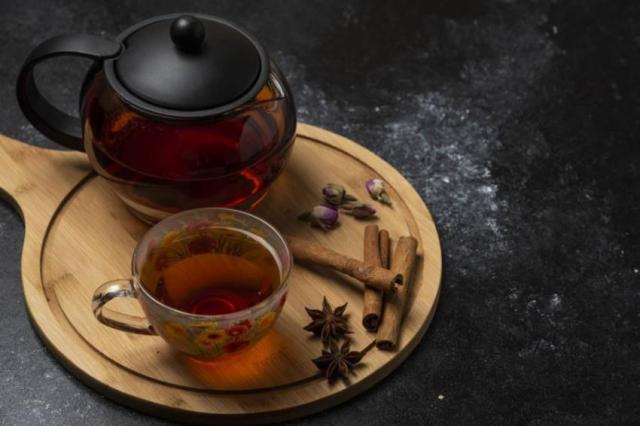 شاي اليانسون