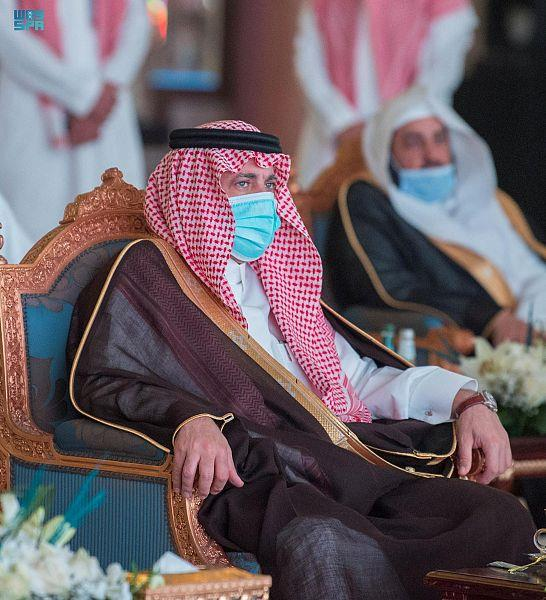 نيابة عن خادم الحرمين.. أمير الرياض يرعى حفل جائزة الملك سلمان لحفظ القرآن الكريم