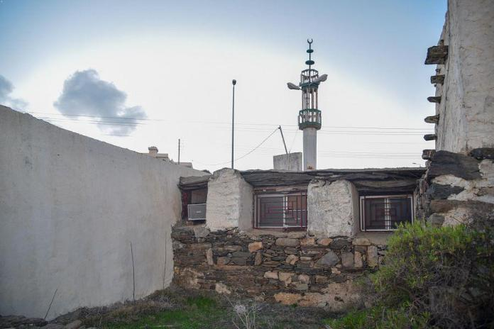Mosque of the companion Jarir bin Abdullah al-Bagali in Taif