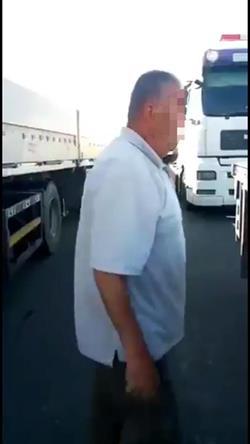 أخبار 24 | القبض على سائق اعترض طريق شاحنة سعودية في ...