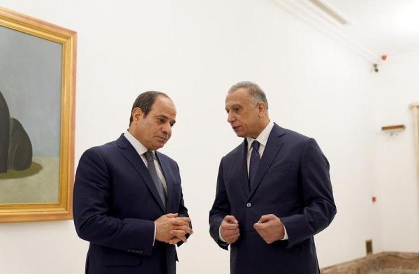 في أول زيارة لرئيس مصري للعراق منذ 30 عامًا.. قمة ثلاثية تجمع القاهرة وعمّان وبغداد