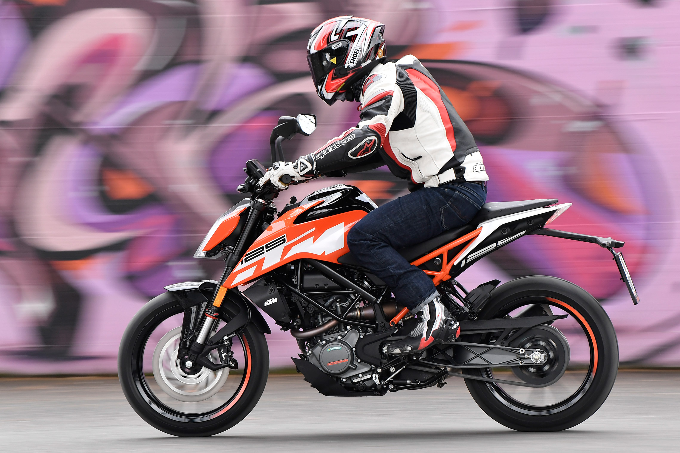 ktm duke 390 review ktm duke 125