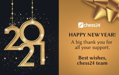 happy new year chess24 teaser
