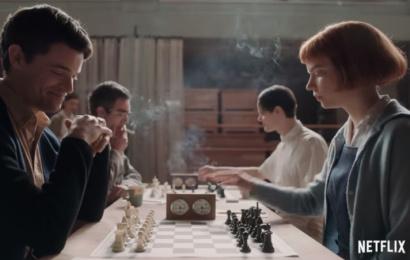 the queens gambit anya taylor joy teaser