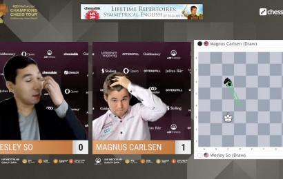 magnus carlsen wins the match